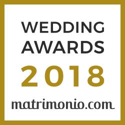Badge Fotografo wedding awards 2018
