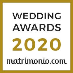 Badge Fotografo wedding awards 2020
