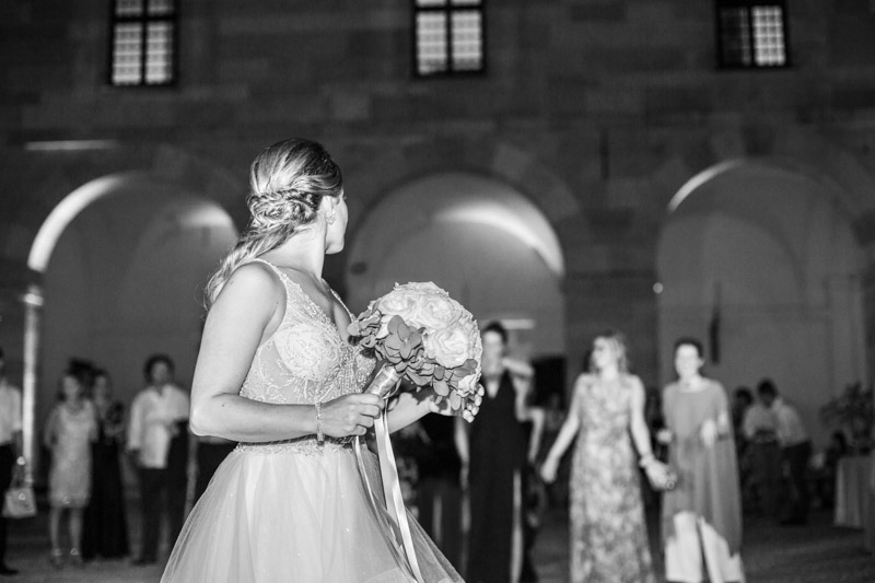 Matrimonio alla Rocca