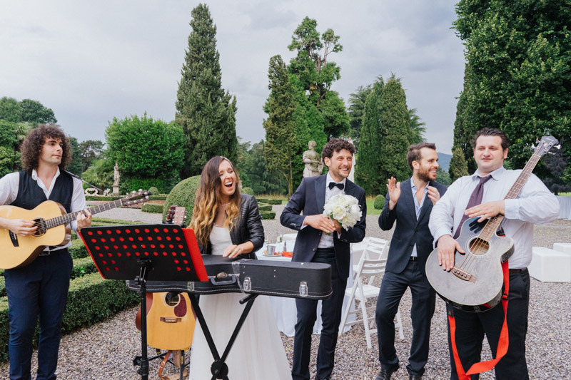 Musica sulle matrimoni