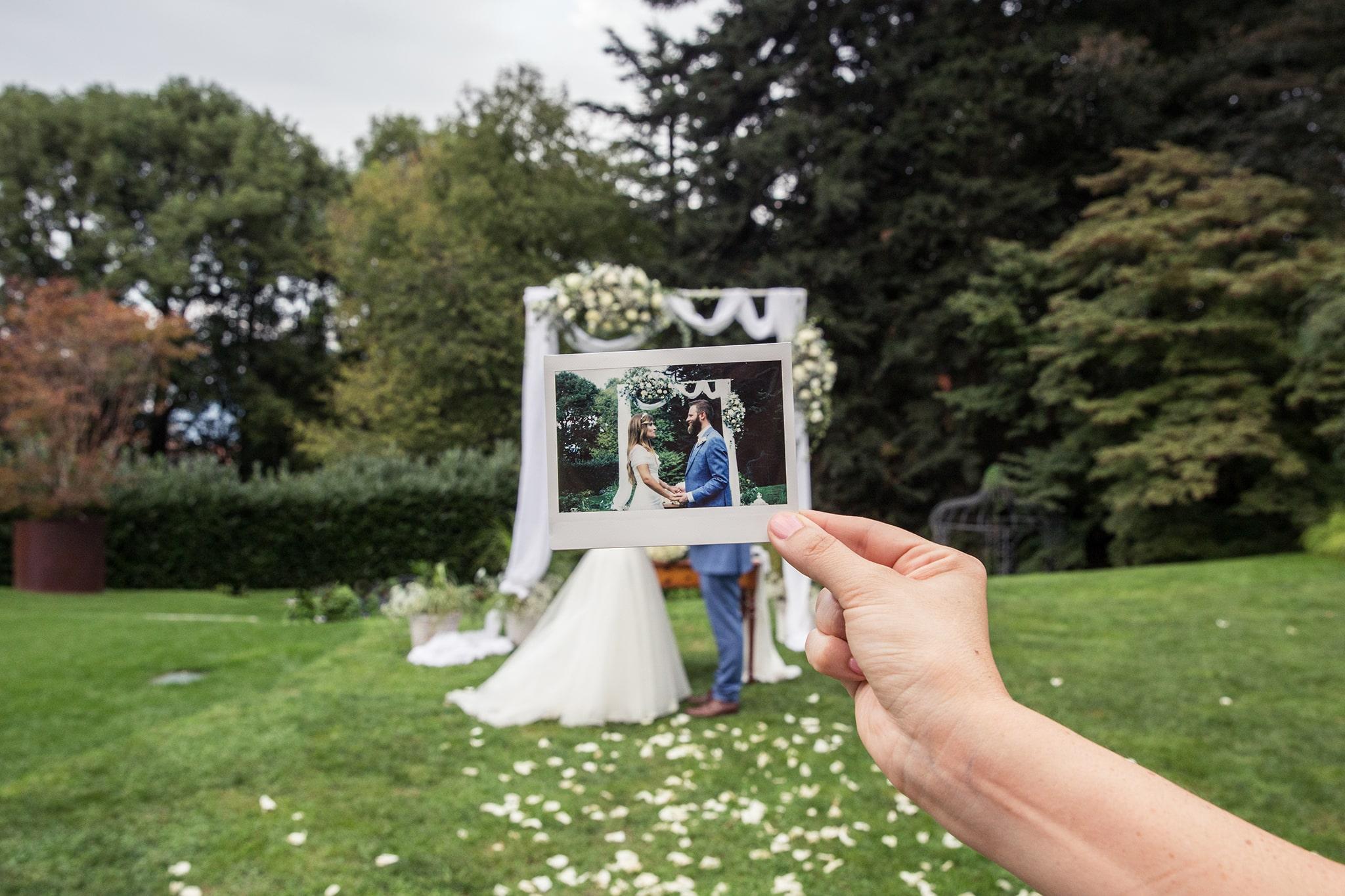 Servizio WEDDING POLAROID