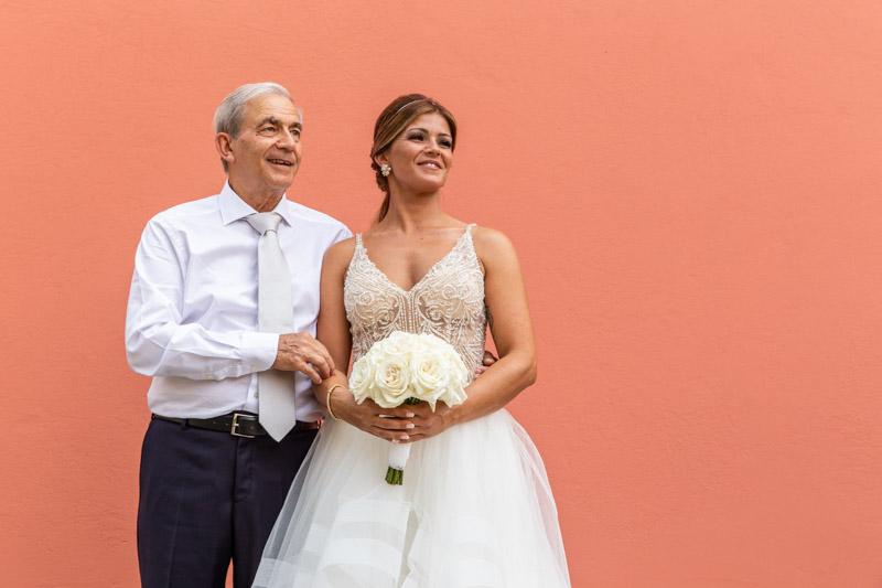 Ospiti matrimonio Rocca