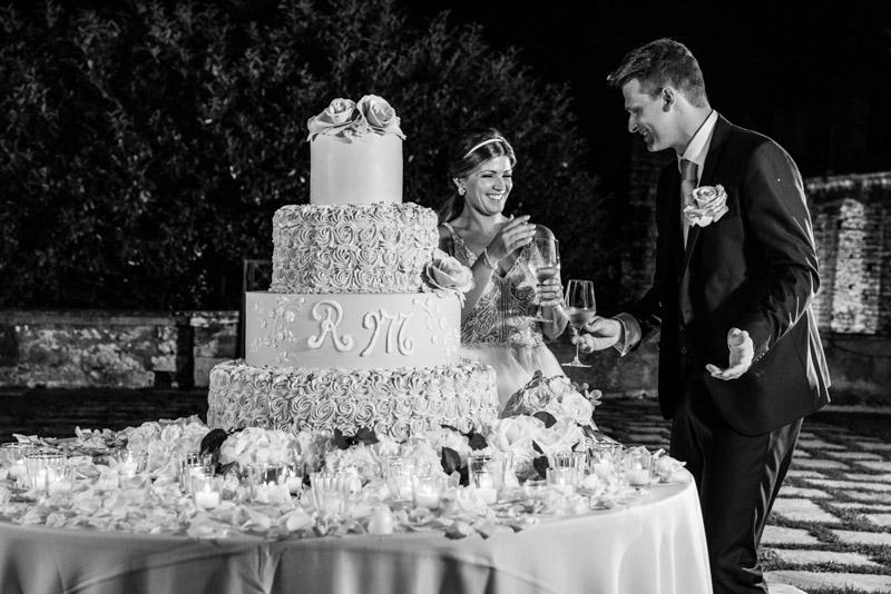 Sposi matrimonio alla Rocca di Angera