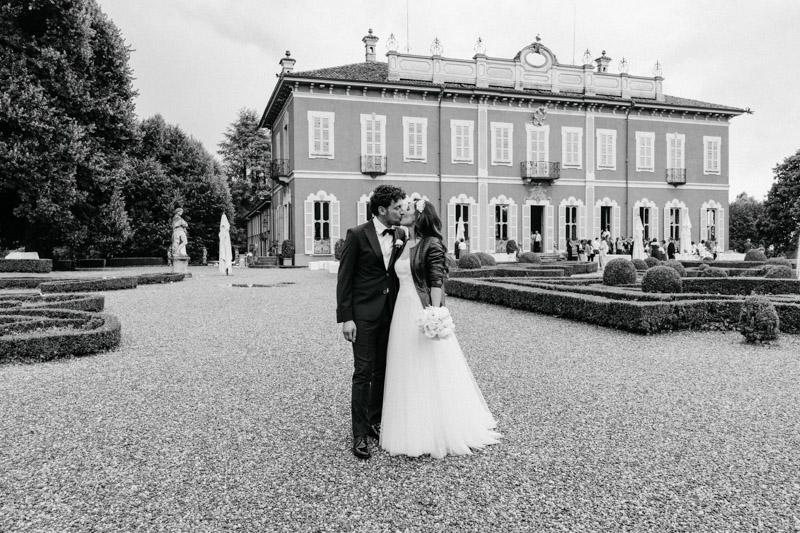 Villa Subaglio Merate