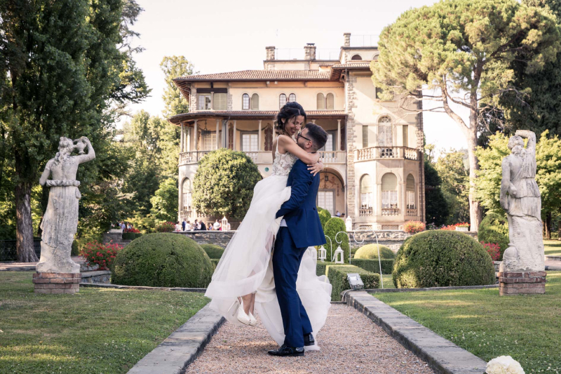 Matrimonio a Villa Martinelli