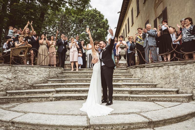 Video matrimonio a villa Gaia Gandini