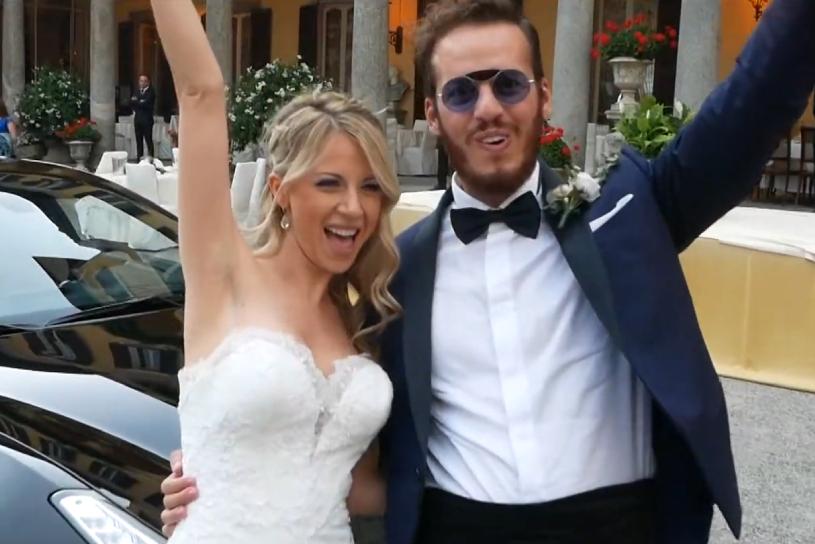 Video Matrimonio a Villa Orsini Colonna